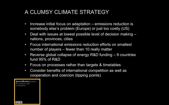 Steve Rayner Clumsy Climate