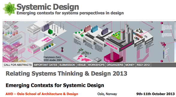 systemic design conference