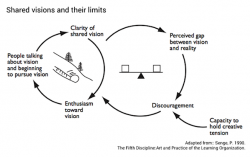 Peter Senge: Limits of shared vision